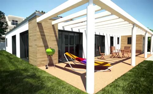 Construire Une Maison  nergie Positive En Bton CEst Possible