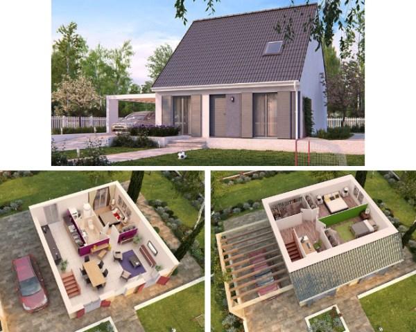 modele orleans maison pierre ventana blog. Black Bedroom Furniture Sets. Home Design Ideas