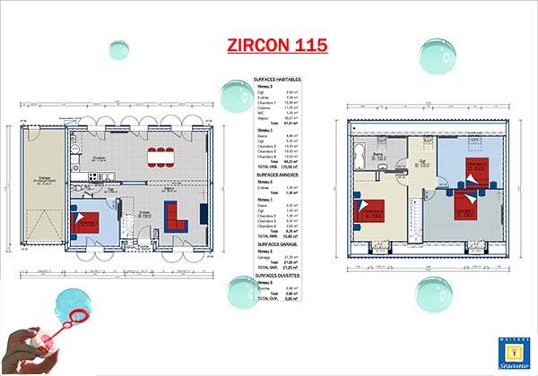 Plans Zircon