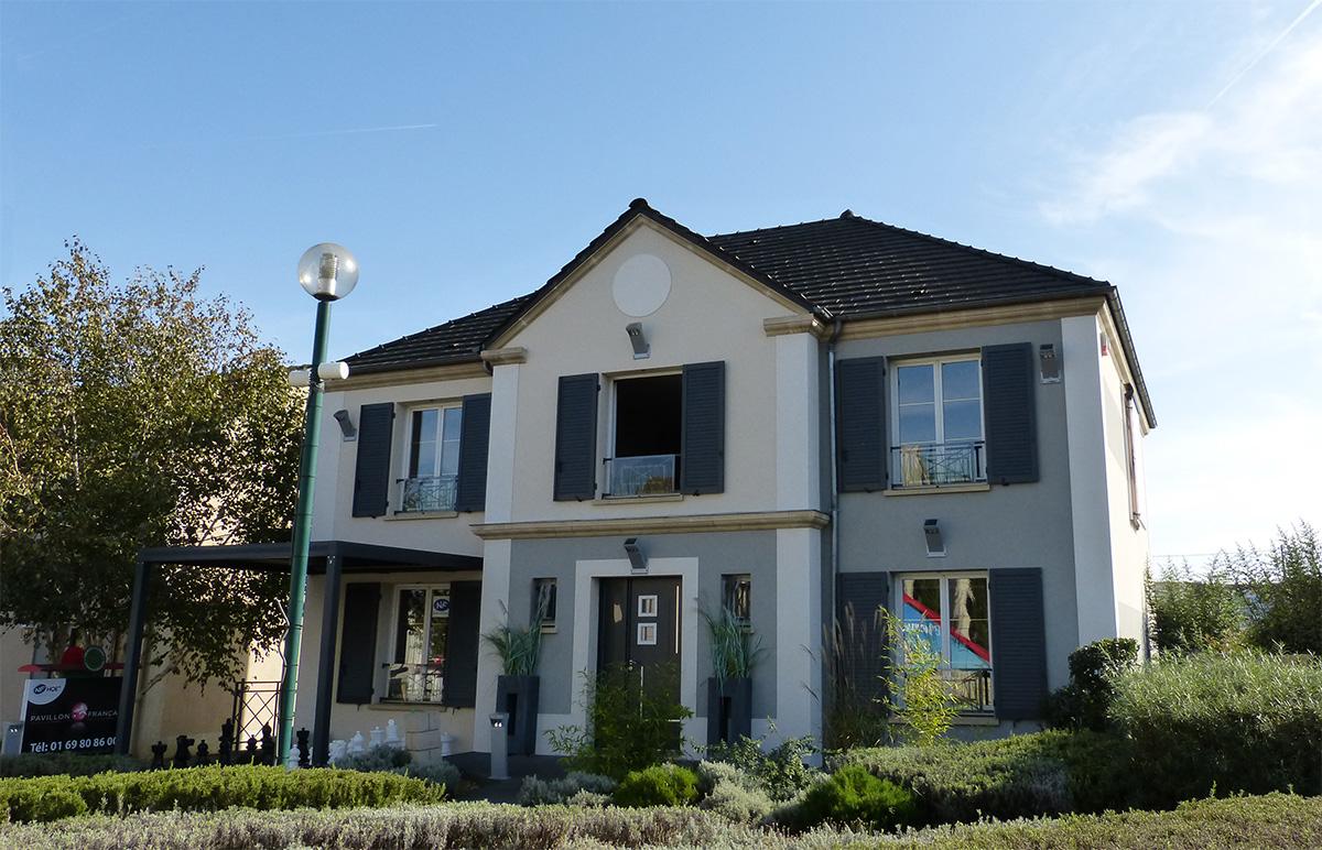 Maison neuve deja construite cheap with maison neuve deja for Acheter maison neuve deja construite