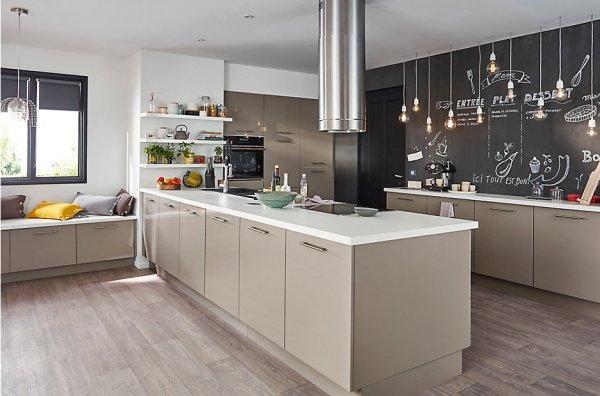 Avez Vous Pense A L Amenagement De La Cuisine De Votre Future Maison Bien Construire