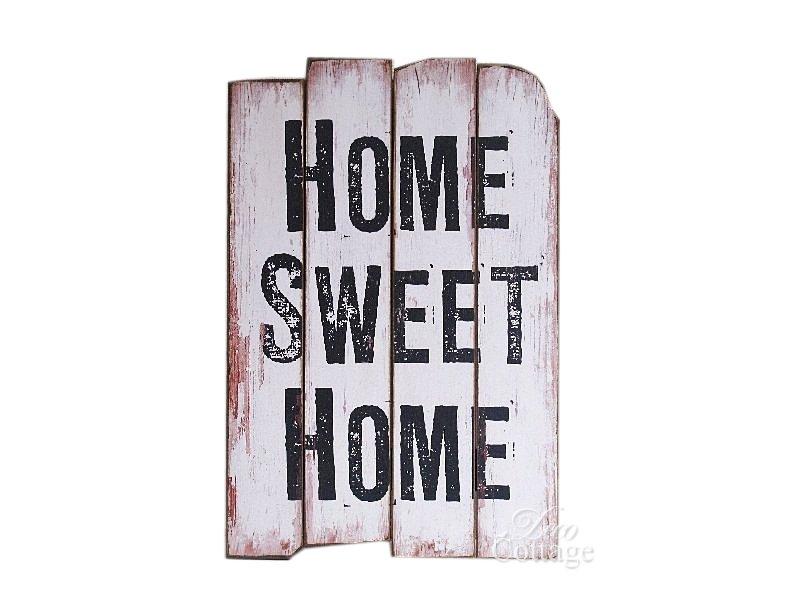 schild home sweet home