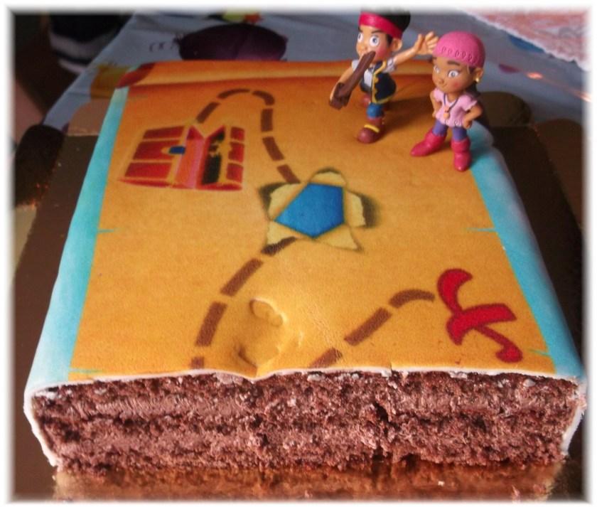 kuchen angeschnitten