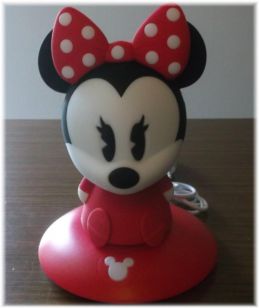 Das Minnie Mouse Nachtlicht von Philips - Bienenstube