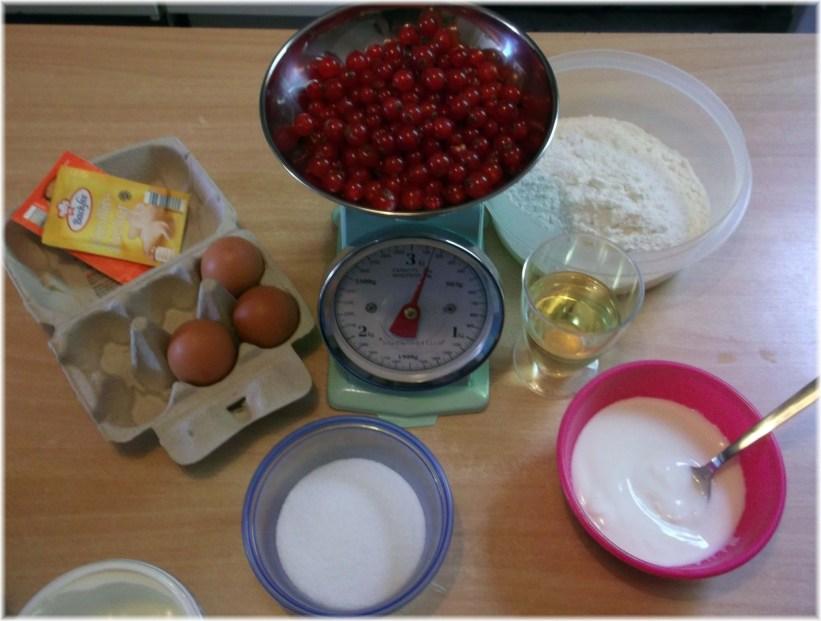 Zutaten Johannisbeer Kuchen