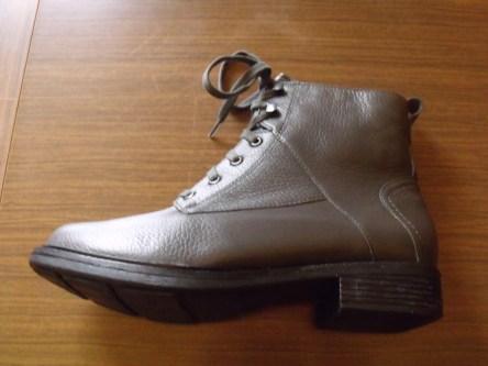 Schuhe seitlich