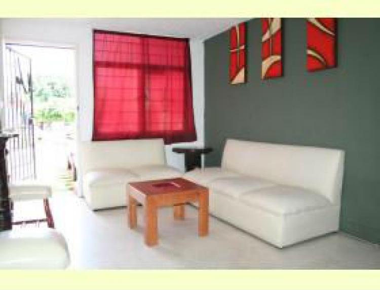 Rento casa amueblada de 3 recmaras CAR50908