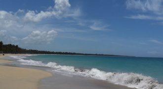 Playa El Limón Miches al Este de República Dominicana
