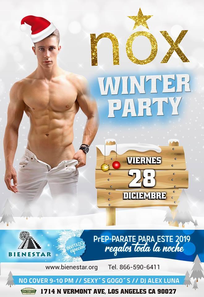 Bienestar Winter Party At Noxbienestar Human Services