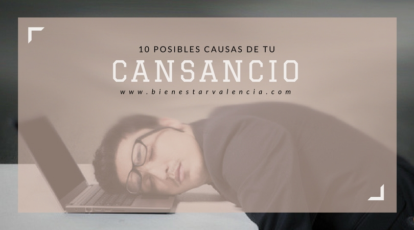 causas cansancio