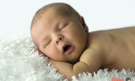 8 formas de hacer que el bebé duerma la noche entera