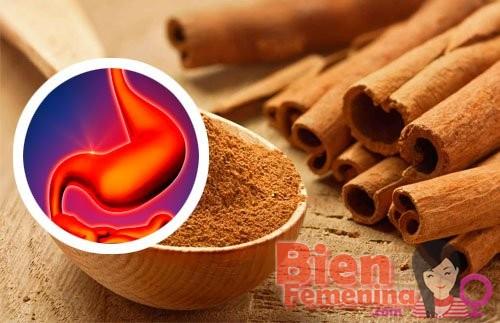 La canela posee propiedades para desinflama
