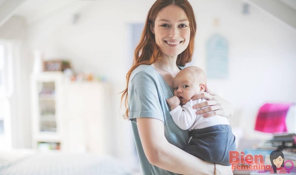 Cuida tu alimentación luego del parto