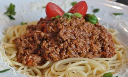 12 recetas de salsas bajas en calorías para pastas