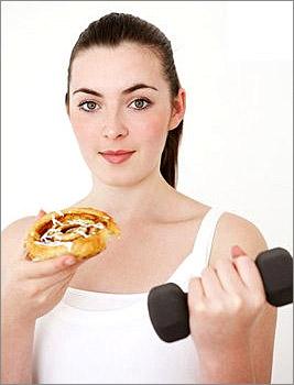 диета как похудеть на 10 кг меню