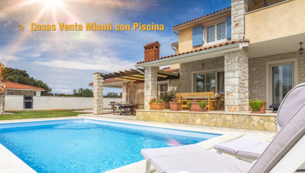 Casas Venta Miami con Piscina  Bienvenido a Florida