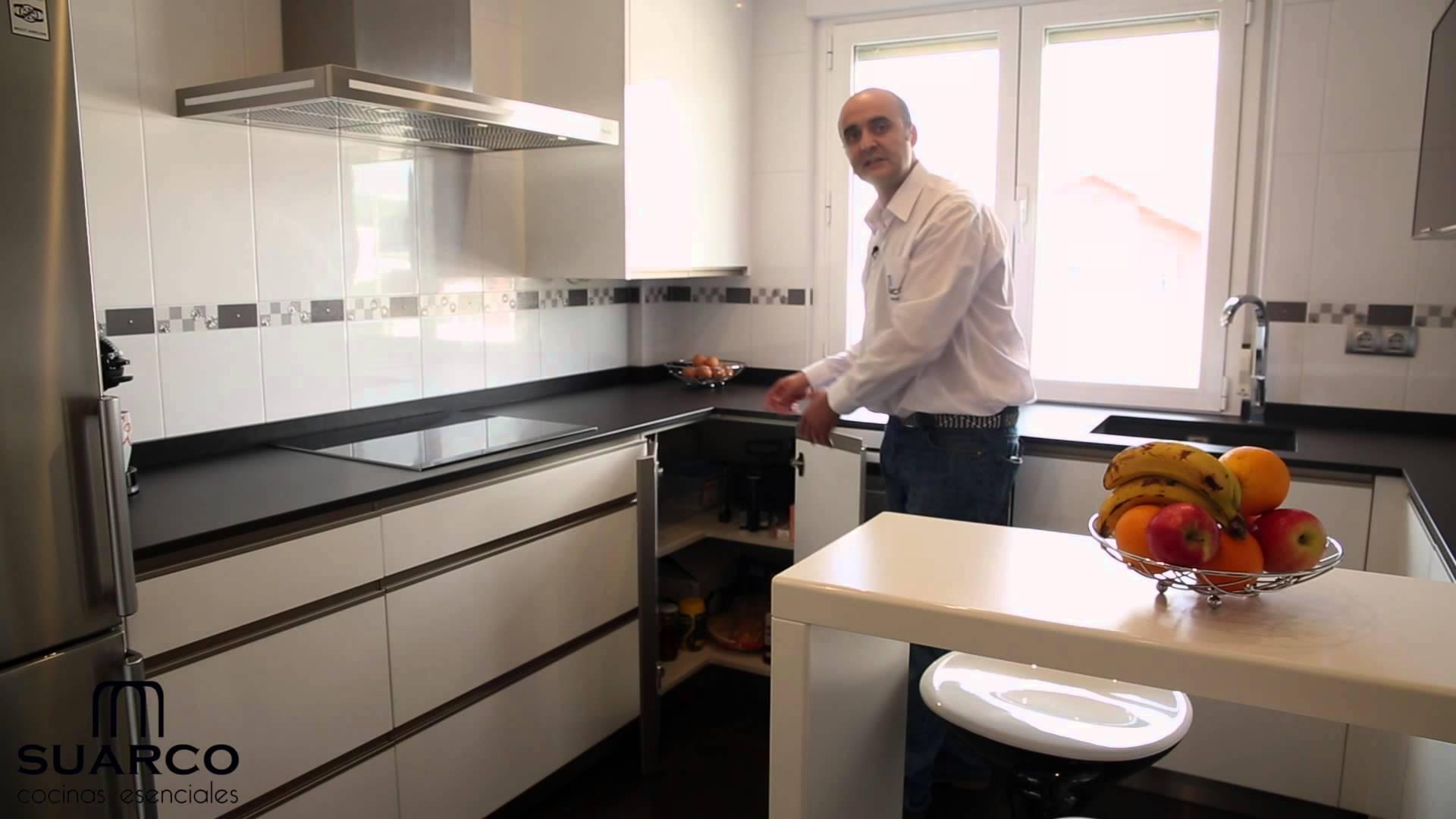 Decoracin de cocinas en negro  Bienvenidos a mi Cocina