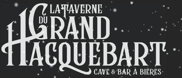 Enseigne La taverne du Grnd Hacquebart.