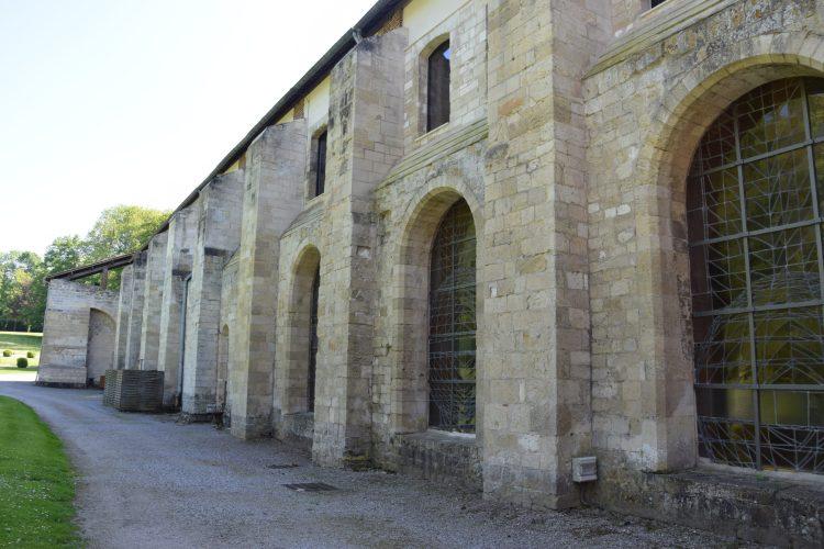 Brasserie à l'Abbaye de Vaucelles.