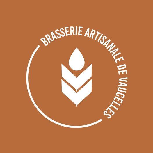 Logo Brasserie de Vaucelles.