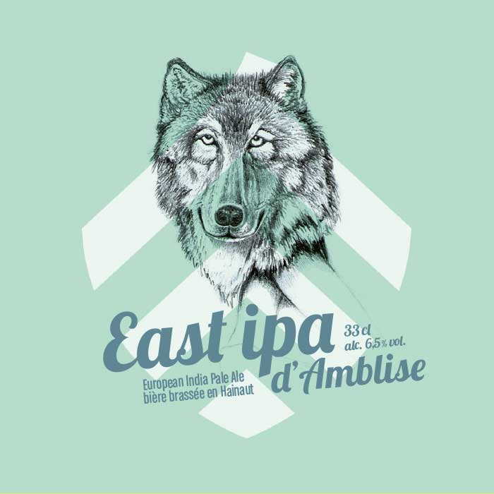 Amblise East IPA.