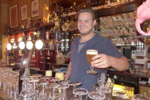Enschede cafe Belgie tap