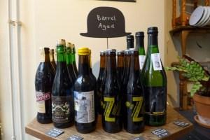 Bierverteller Utrecht barrel aged