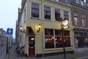 DeRat gevel Lange Smeestraat Utrecht
