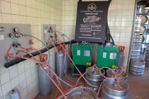 Beers & Barrels Harbour - taproom