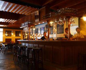 Het Proeflokaal van de Texelse Bierbrouwerij