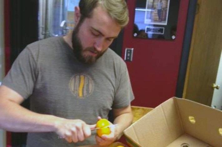 Chad Yakobson of Crooked Stave Artisan Beer Project