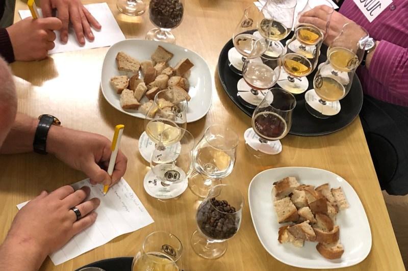 Judging Brau- und Rauch Biercontest 2019 Craft Bier Schweiz