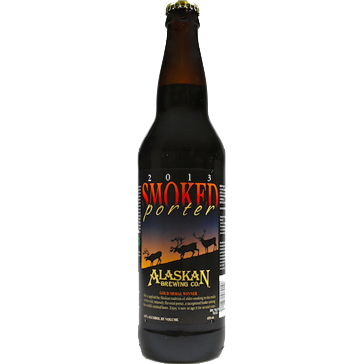 Alaskan Brewing Co – Alaskan 2013 Smoked Porter 65cl