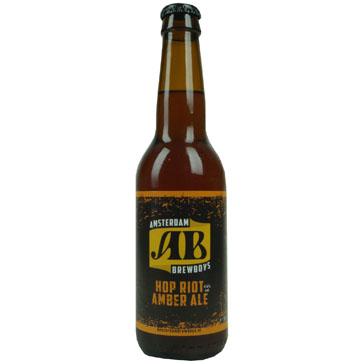 Amsterdam Brewboys – Hop Riot Amber Ale 33cl