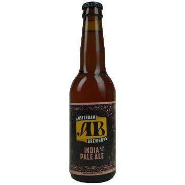 Amsterdam Brewboys – India Pale Ale 33cl