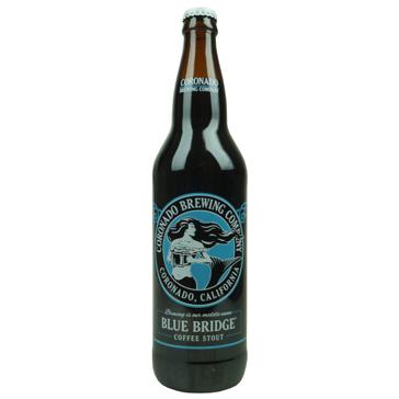Coronado Brewing – Blue Bridge Coffee Stout 66Cl
