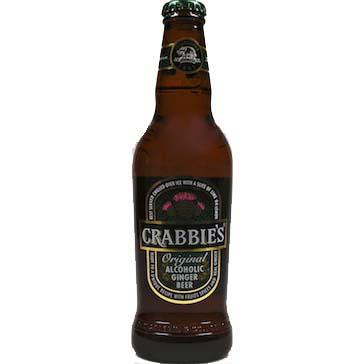 Crabbies – Crabbies Ginger Beer 33cl