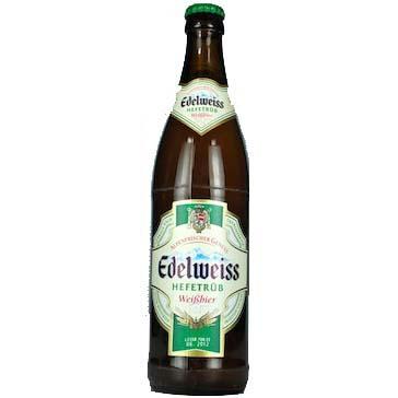 Edelweiss Hefetrüb – Edelweiss 50cl