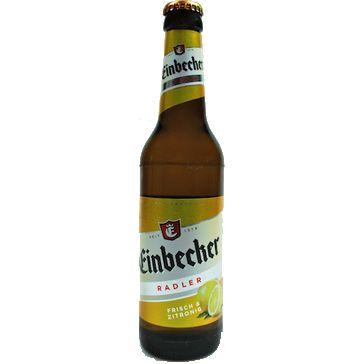 Einbecker – Radler Citroen 33cl