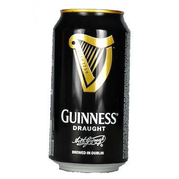 Guinness – Guinness Blik 33cl