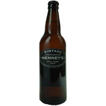 Henney's – Henney's Vintage Still Cider 50Cl