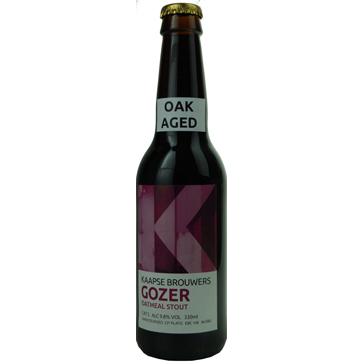 Kaapse Brouwers – Gozer Oak Aged 33cl
