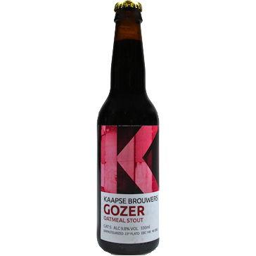 Kaapse Brouwers – Kaapse Gozer 33cl