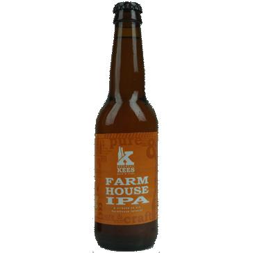 Brouwerij Kees! – Farmhouse IPA 33cl