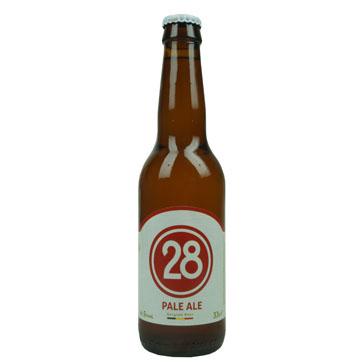 La Maison Caulier – 28 Pale Ale 33cl