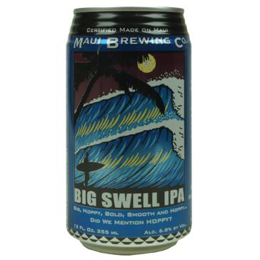 Maui Brewing – Big Swell IPA Blik 35,5Cl