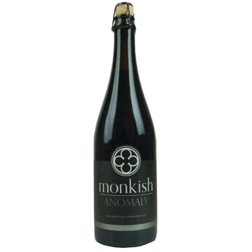 Monkish Brewing – Anomaly Strong Dark 75Cl