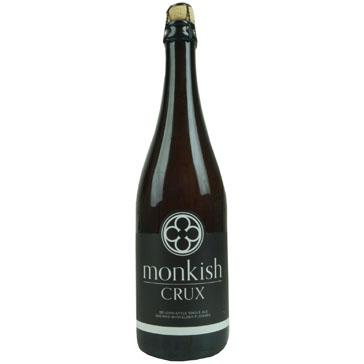 Monkish Brewing – Crux Single Elderflowers 75Cl
