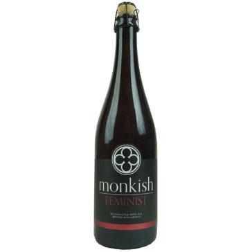 Monkish Brewing – Feminist Tripel Hibiscus 75Cl