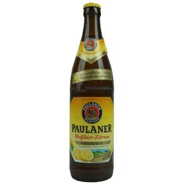 Paulaner – Weissbier Zitrone Russ 50cl